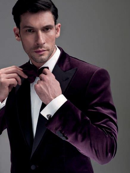 And Some Aubergine Velvet Could Work For New Year S Eve