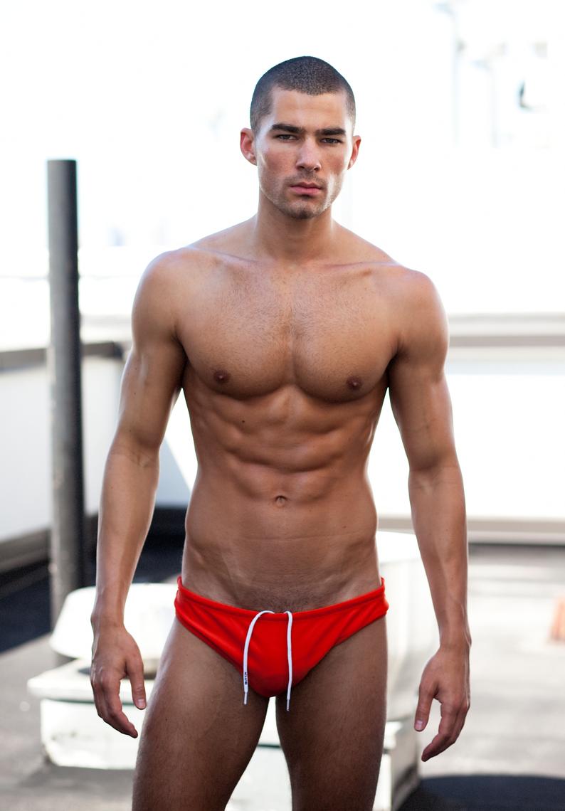 DT Model Management - Cody Callahan | Sweatshirt short