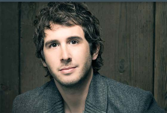 One of today's biggest superstars, Josh Groban, will be performing at Tanglewood alongside the Boston Symphony Orchestra