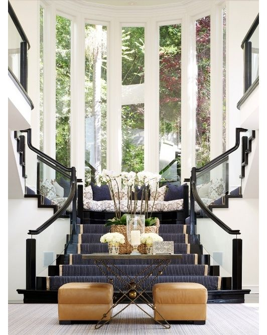 stairs design idea - Home and Garden Design Ideas | Home | Pinterest