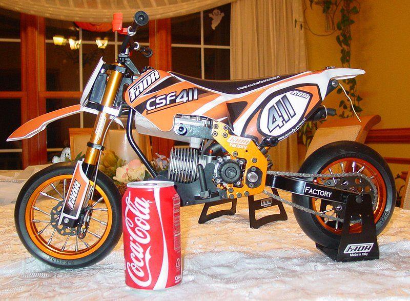 Rc Nitro Dirt Bike Apkxda Rc Motorcycles Dirt Bikes