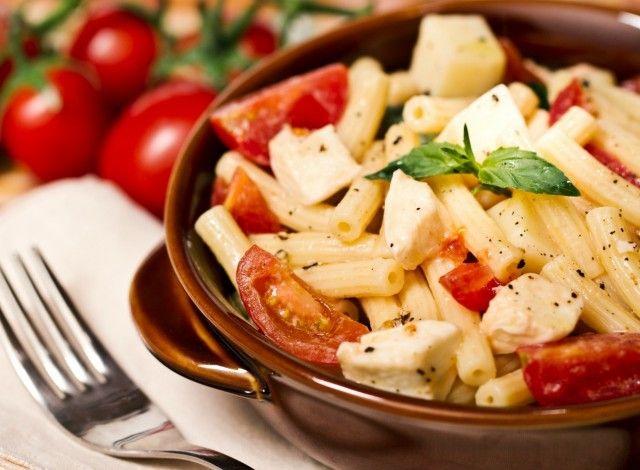 La pasta alla checca un primo piatto primaverile tipico for Piatto tipico romano