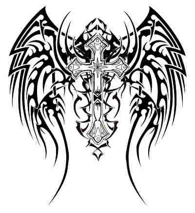 Tribal Wing Tattoo Ink Pinterest Tattoos Tribal Tattoos And