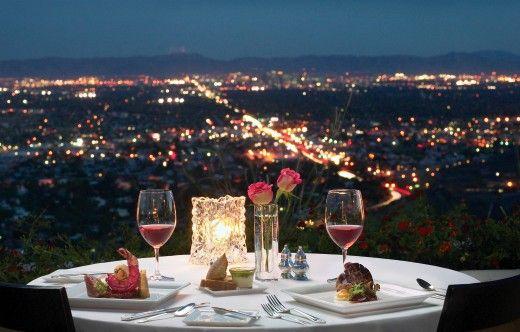 Top 10 Romantic Restaurants In Metro Phoenix Romantic Restaurant Romantic Dinners Romantic Surprise