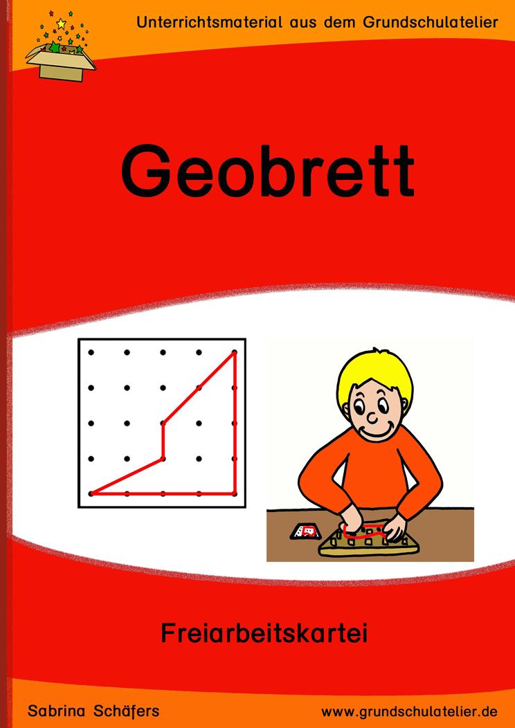 Geobrett-Karten | Unterrichtsmaterial für die Grundschule ...