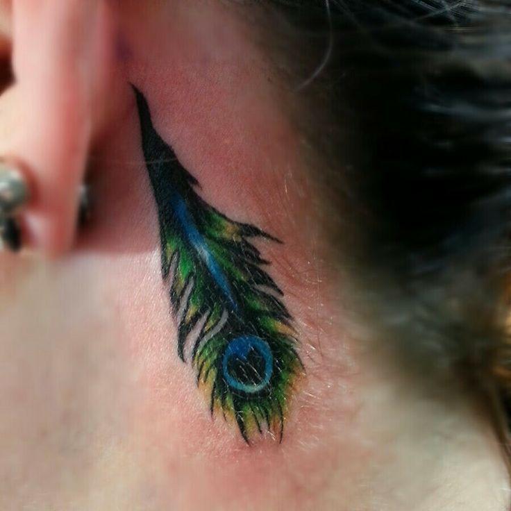 25 Beautiful Peacock Feather Tattoo Designs Tattoos Grey Ink Tattoos Peacock Feather Tattoo