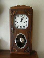 Ancienne Pendule Horloge Clock Uhr Westminster Carillon Carrez