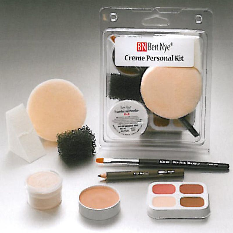 1 Ben Nye Personal Theatrical Makeup Kit These Kits Perform Brilliantly On Stage At Dance Recitals Choral Groups And I Ben Nye Makeup Kit Ben Nye Makeup