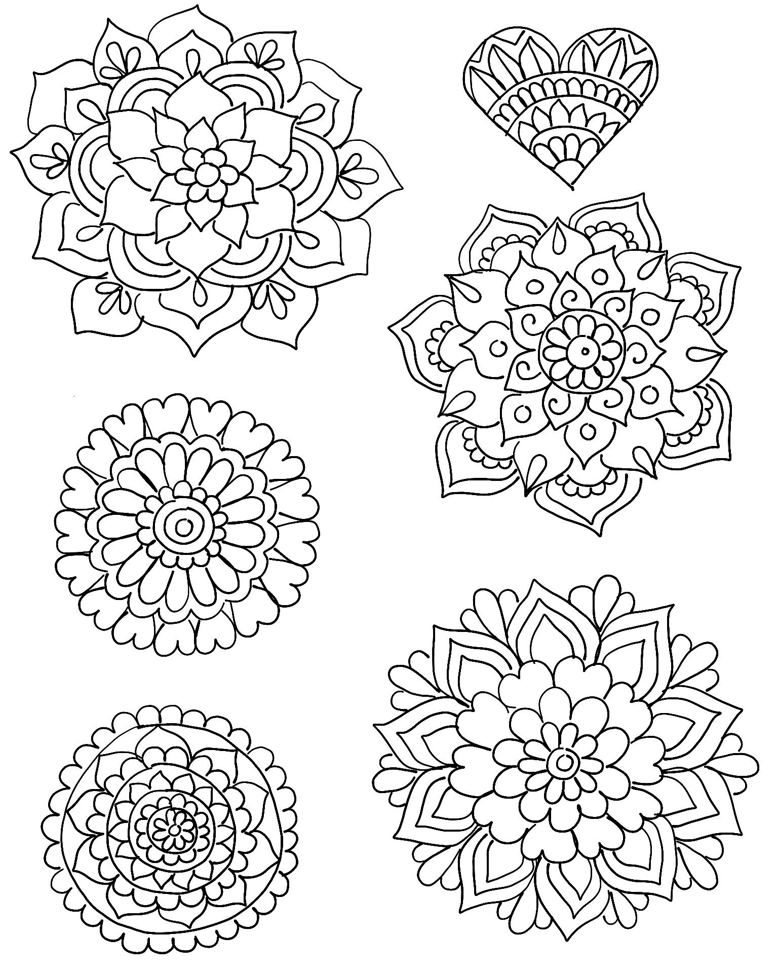 diy shrinky dink charms shrinky dinks mandala and template With shrinky dink printable templates