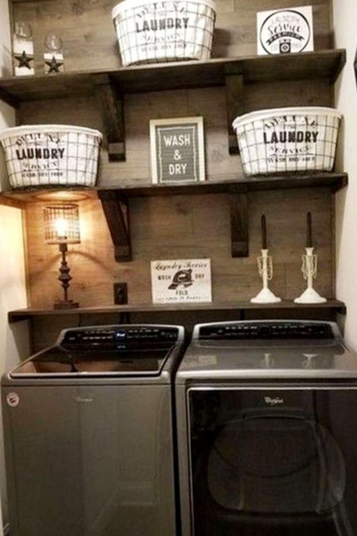 Photo of Kleine Waschküche im Bauernhausstil Ideen für den Umbau Ihrer kleinen Waschküche im rustikalen Bauernhausstil