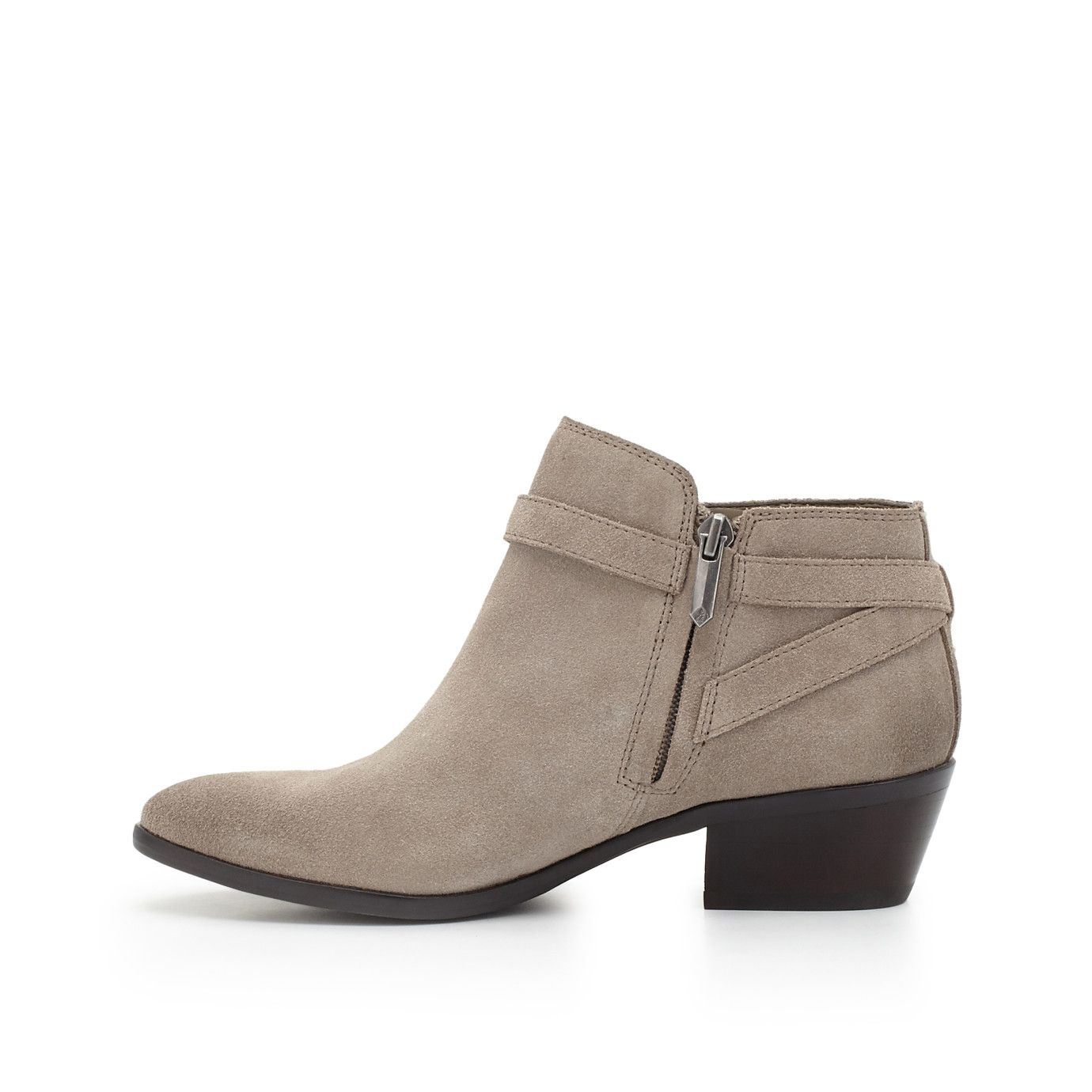 42cbad1a8 Pirro Ankle Bootie by Sam Edelman - Putty Suede