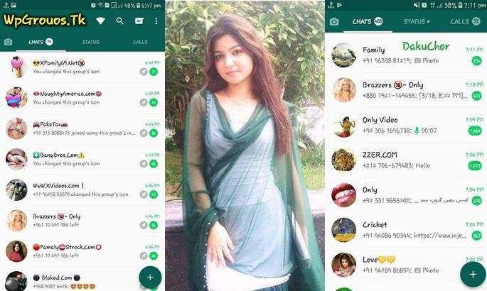 Latest* Girls Whatsapp Groups Links for Chatting | Whatsapp Group