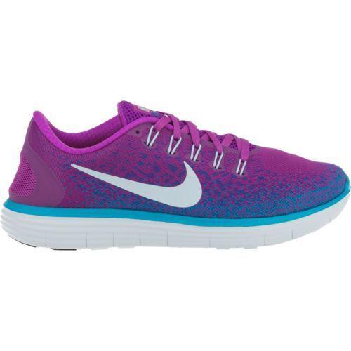 Nike Women's Free RN Distance Running Shoes (Hyper Violet, Size 8) - Women's