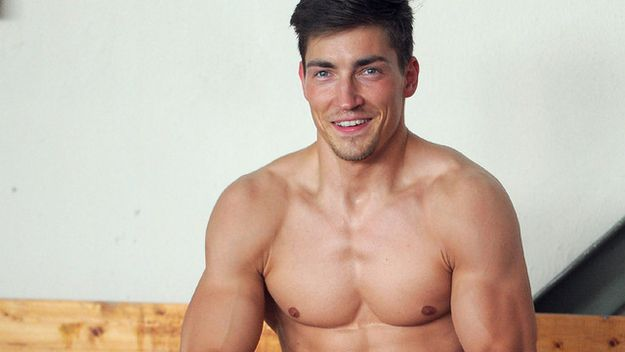 32 Super Hot Pictures Of The German Men's Gymnastics Team ...