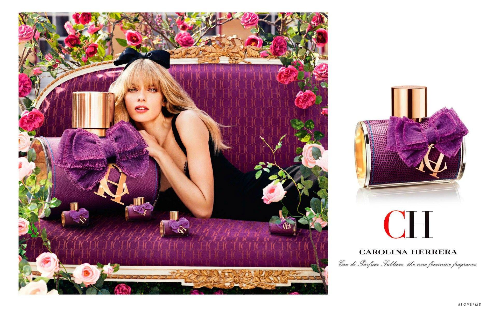 c9f3c000a9 Carolina Herrera Perfume Ad | Design Ads Perfume | Carolina herrera ...