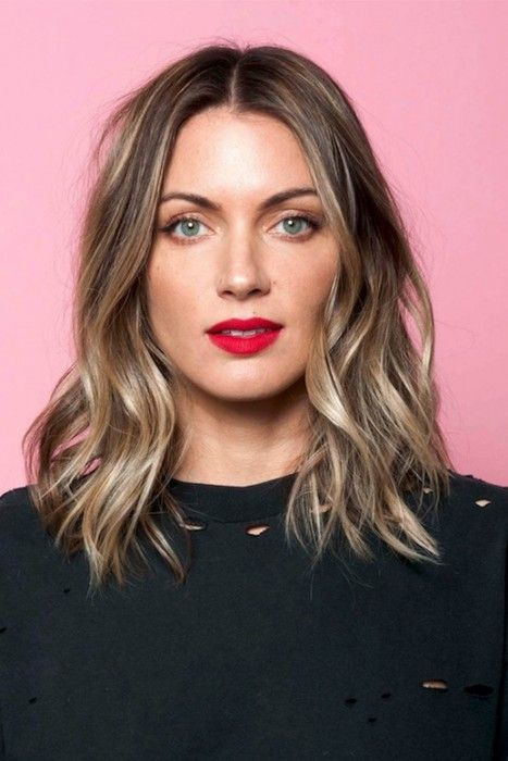 Medium Length Hairstyles for Thin Hair -2 | beauty | Pinterest ...