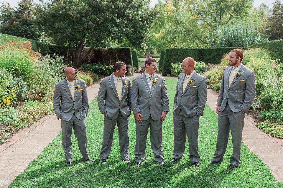 Toledo Botanical Garden Wedding Photos by Mary Wyar Photography marywyarphotography.com