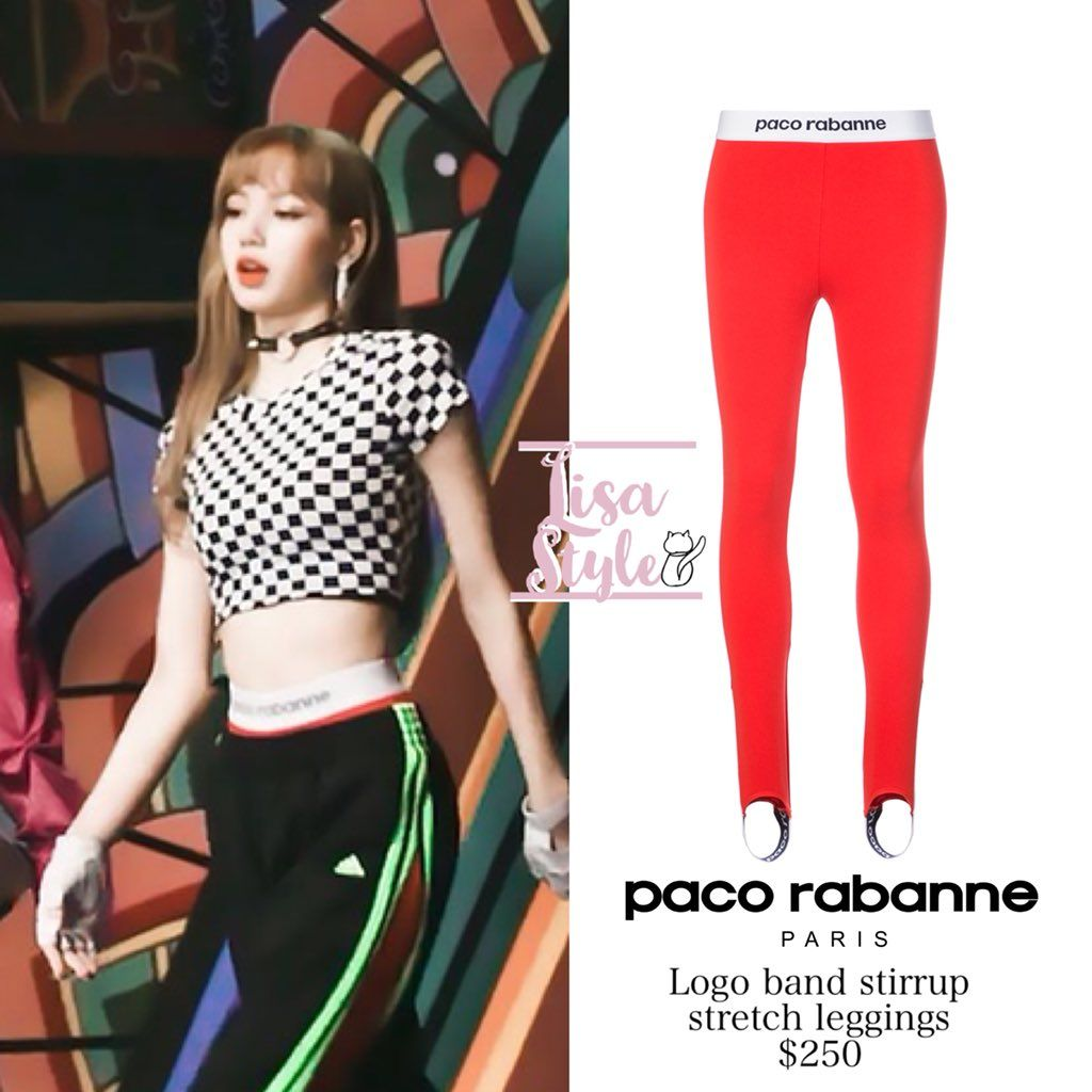 Lisa Style On With Images Kpop Fashion Outfits Blackpink