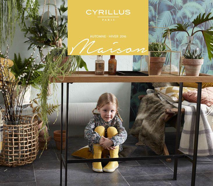 Nouveau Catalogue Décoration Maison Cyrillus, Catalogue Automne