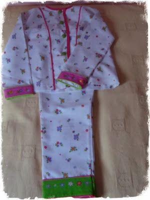 d1562086bd Tutorial para hacer este pijama.
