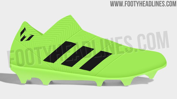bac7ccb8b6b Adidas Nemeziz Messi 2018 World Cup Boots Leaked - Footy Headlines  Zapatillas