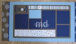 stampin up scrapbook layouts - Bing Images