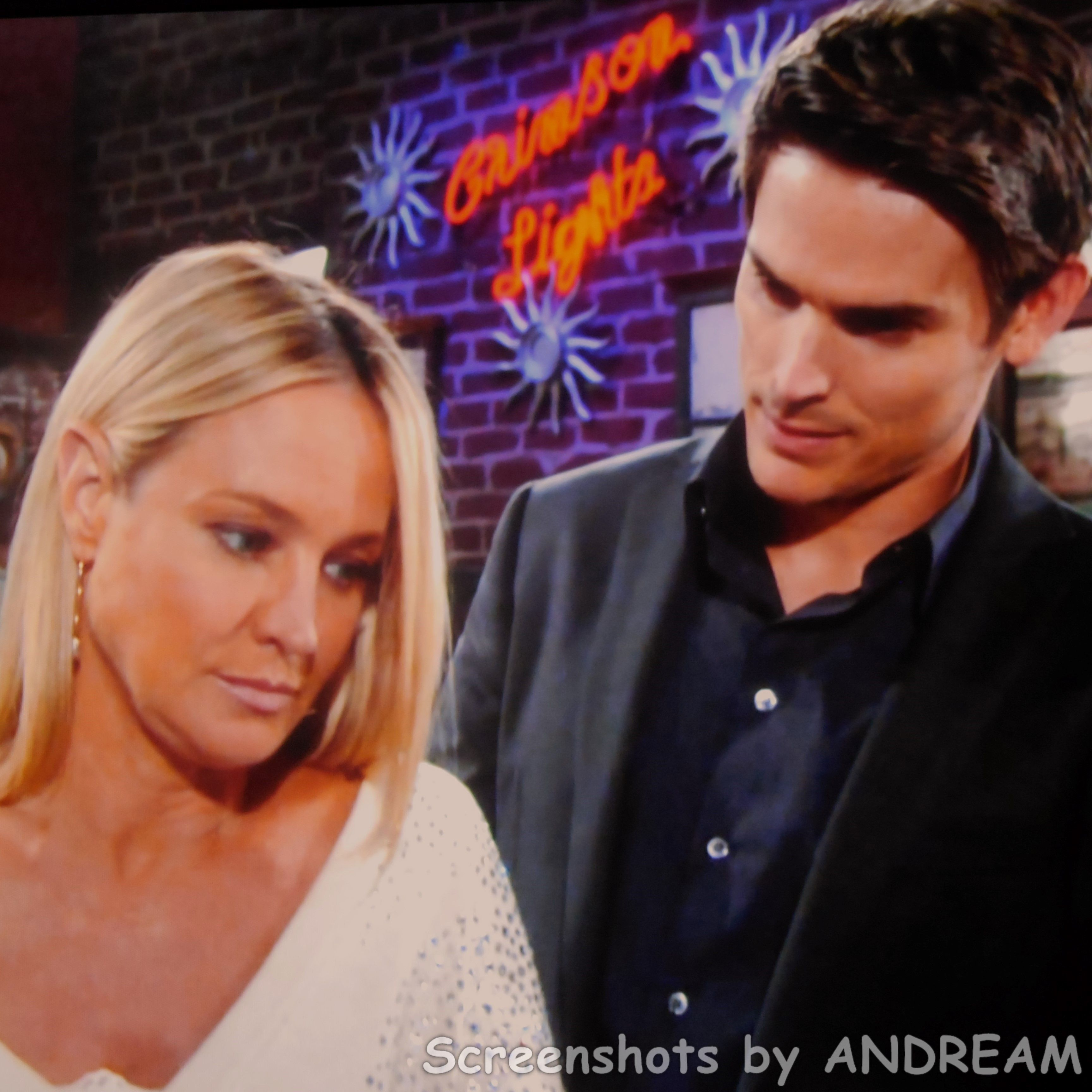 Adam Comes To See Sharon To Find Out If She S Alright With