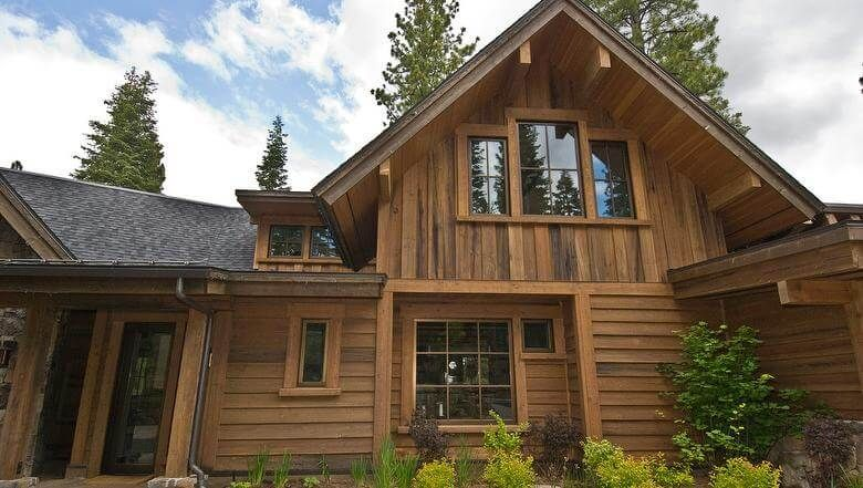 Wood siding guide cedar pine fir and more siding - Exterior paint calculator by square foot ...