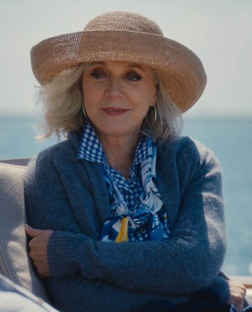 """Blythe Danner, """"I'll See You In My Dreams"""" Outfit"""