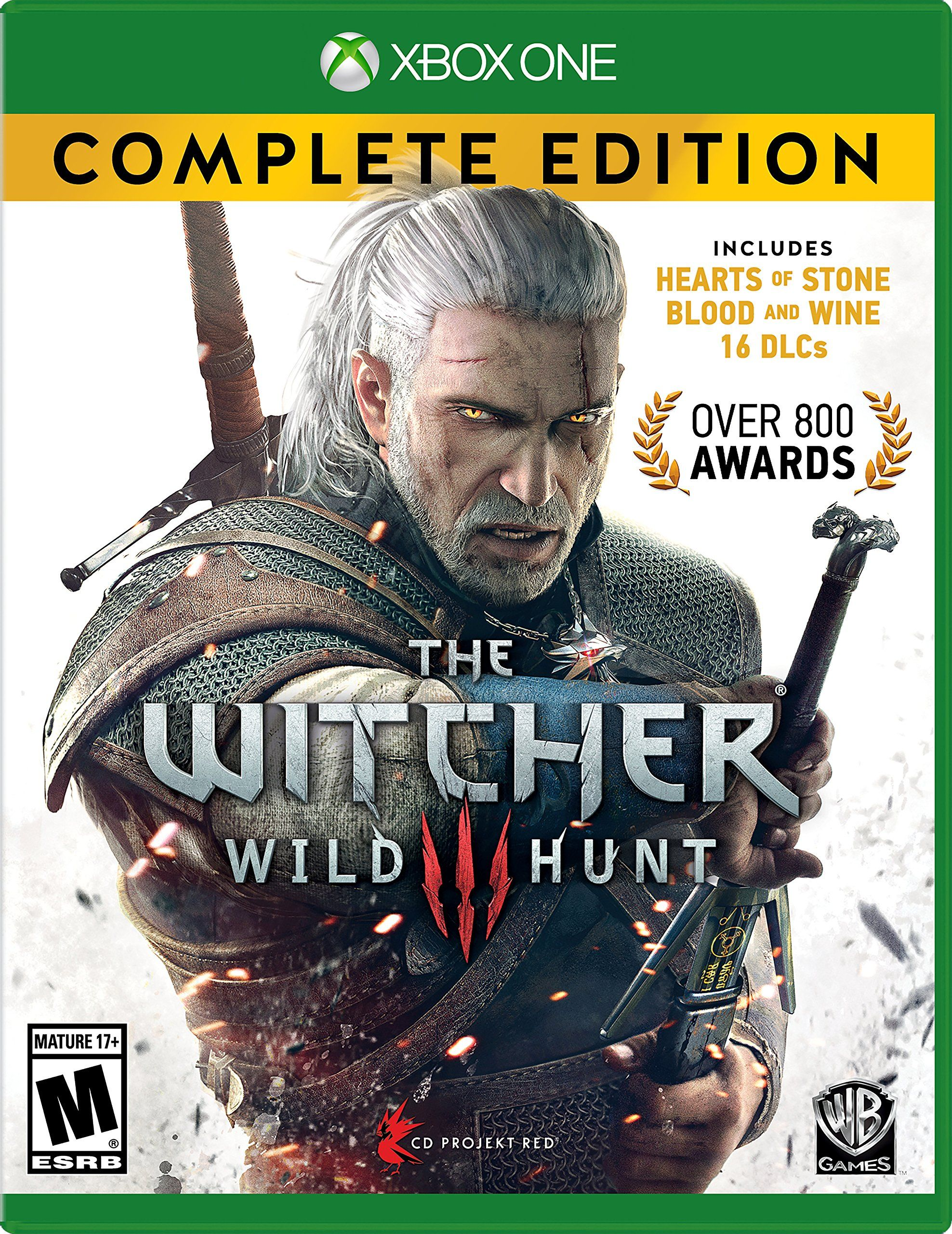 Witcher 3 Wild Hunt Complete Edition Juegos pc, Caza