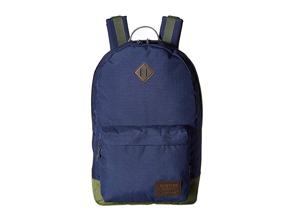 Burton Kettle Pack (Mood Indigo Ripstop Cordura) Backpack