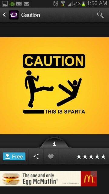 Spartaaaaaaa