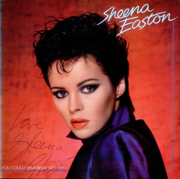 Sheena Easton: You Could Have Been With Me - Autographed UK Vinyl LP ...