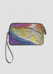 VIDA Statement Clutch - Colours of Kaleido 28 by VIDA xL2DMu