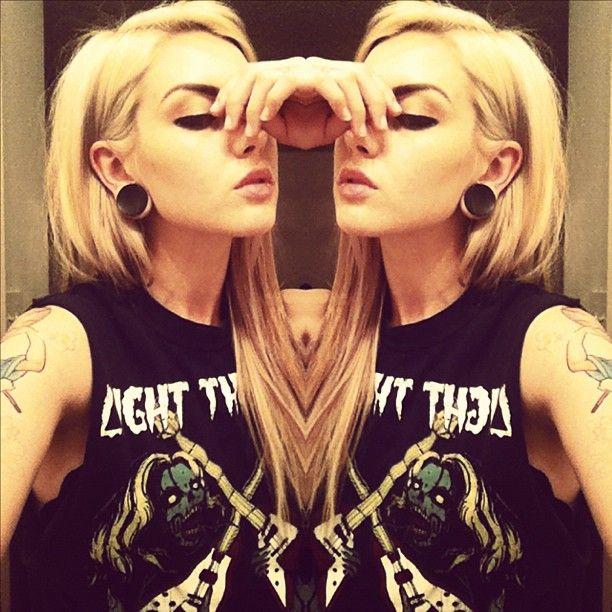 Best 25+ Long punk hair ideas on Pinterest   Rocker ...