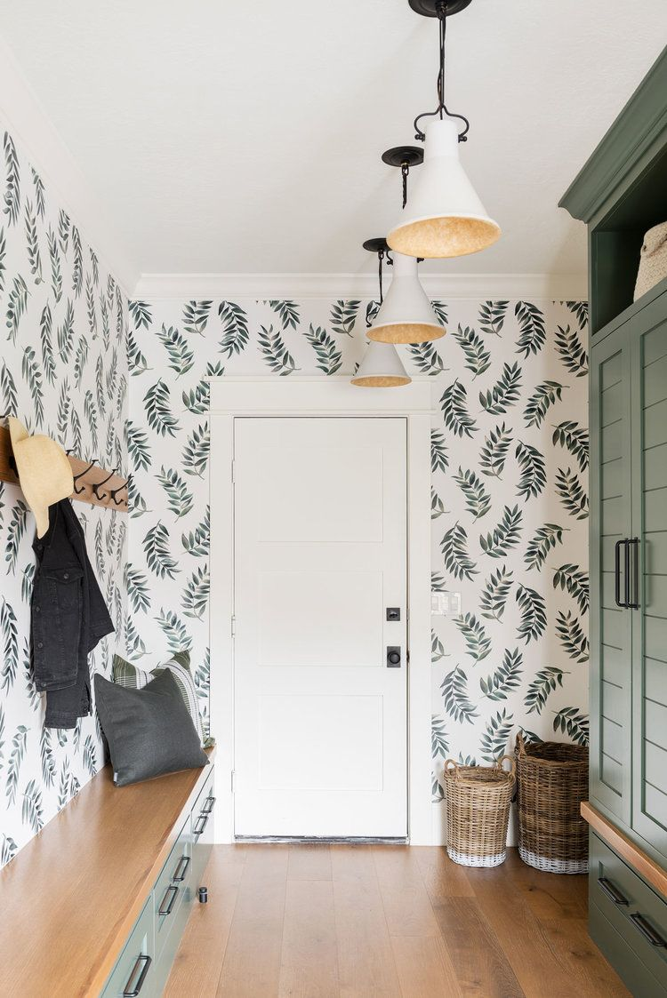 Tour This Amazing Fashion Blogger S Transitional Home Office: Northridge Remodel: Bedrooms, Mudroom, Laundry & Nook In 2020