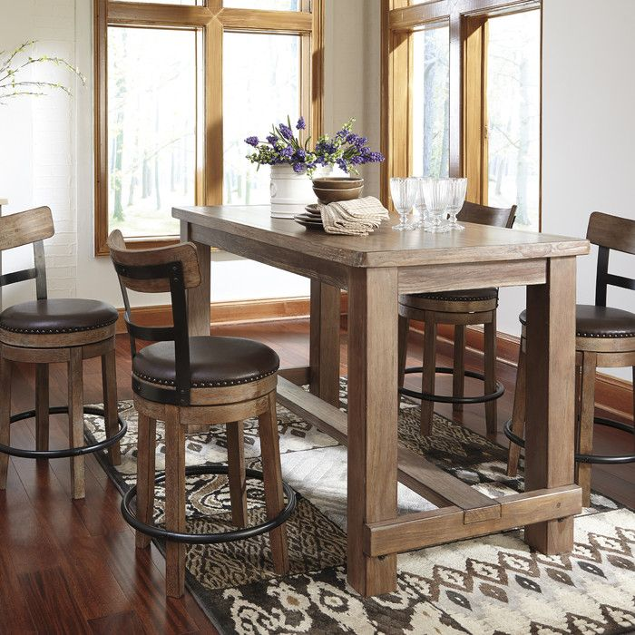 You Ll Love The Carmel Dining Table At Wayfair Great Deals On All Furniture Products With Free Shipping Pub Table Sets Bar Table Sets Bar Height Dining Table