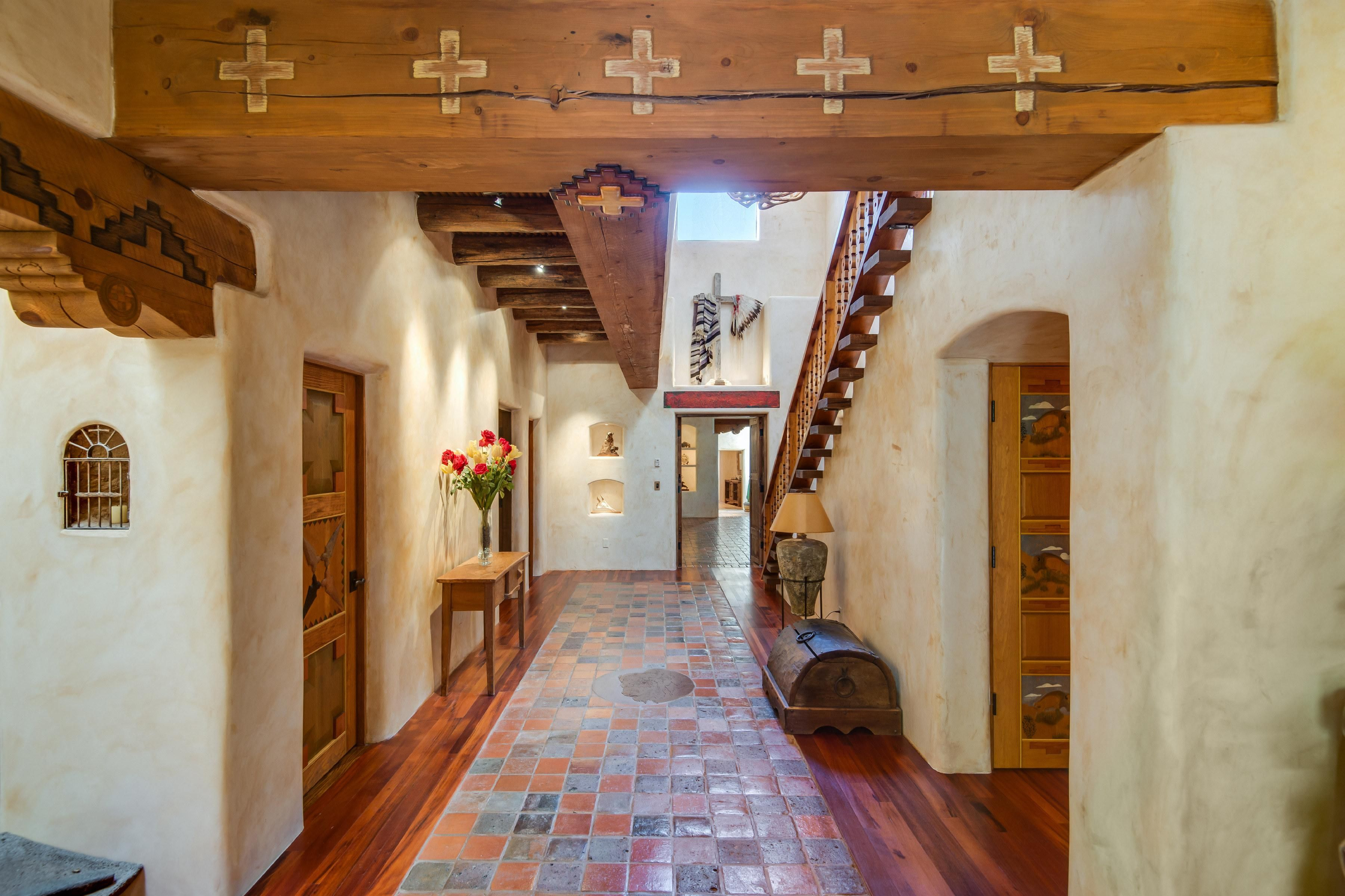 A Secluded New Mexico Ranch with Gorgeous Mountain Views Is Up For Sale
