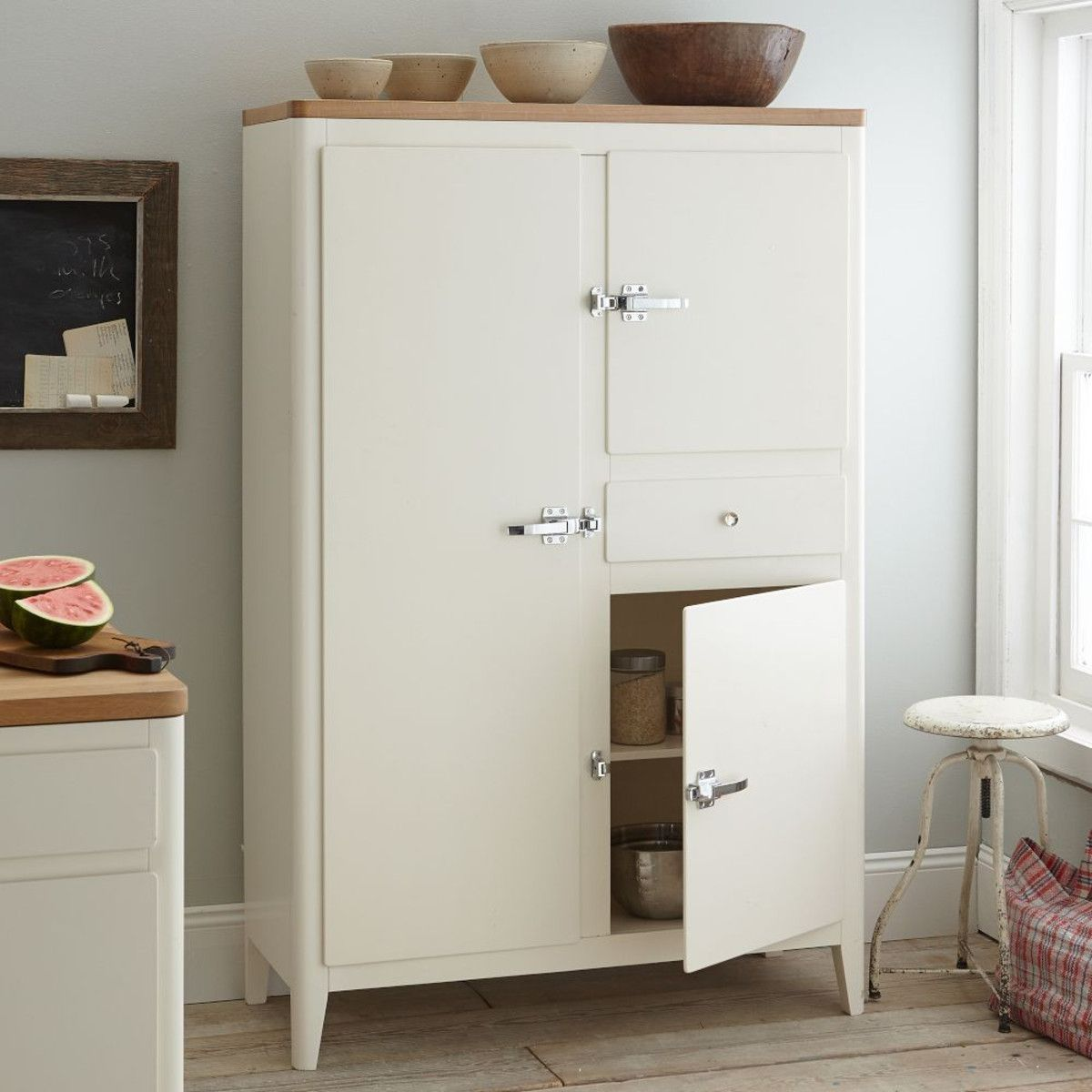 Free Standing Kitchen Cupboards Freestanding Kitchen Unit  Furniture Kitchen Pantries And Cabin