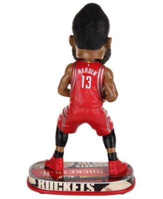 0d2cf55cb Forever Collectibles James Harden Houston Rockets Headline Bobblehead - Red