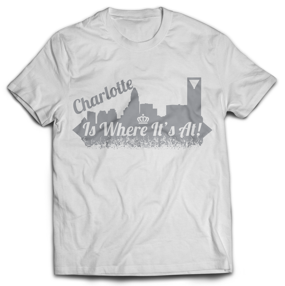 Charlotte's Where It's At - Gruvy Tees - 2
