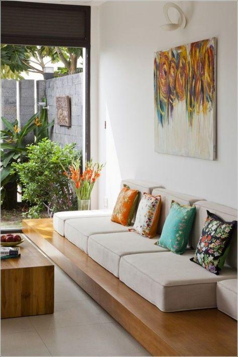 50 kleine Wohnzimmer-Ideen | Wohnung | Pinterest | Wohnzimmer ...