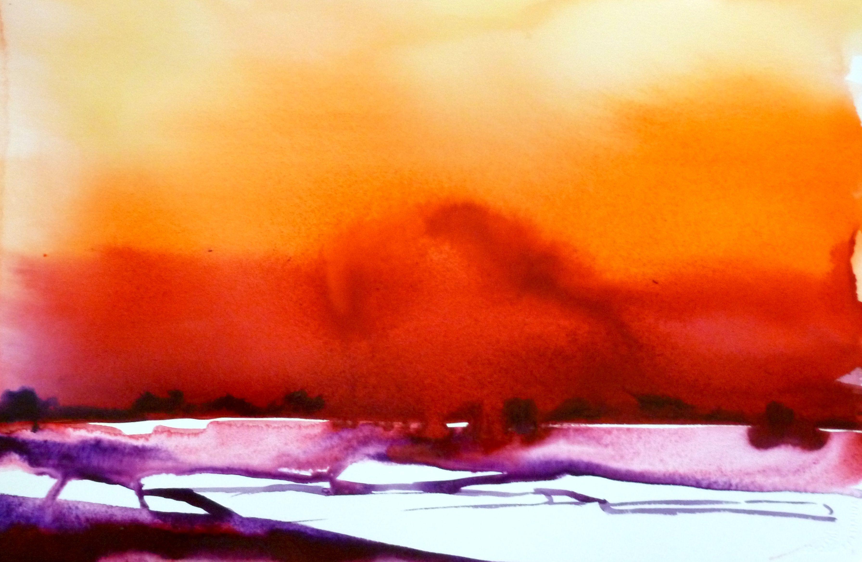 Aquarelle Splash Poisk V Google Abstract Artwork