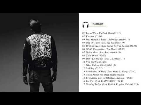 G-Eazy - When Its Dark Out (FULL ALBUM) - YouTube | Music