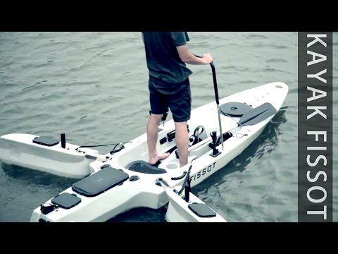 Amazing Super Light And Fast Kayak Motor Bixpy Jet Water Propulsion System Youtube Kayak Fishing Setup Kayaking Kayak Fishing