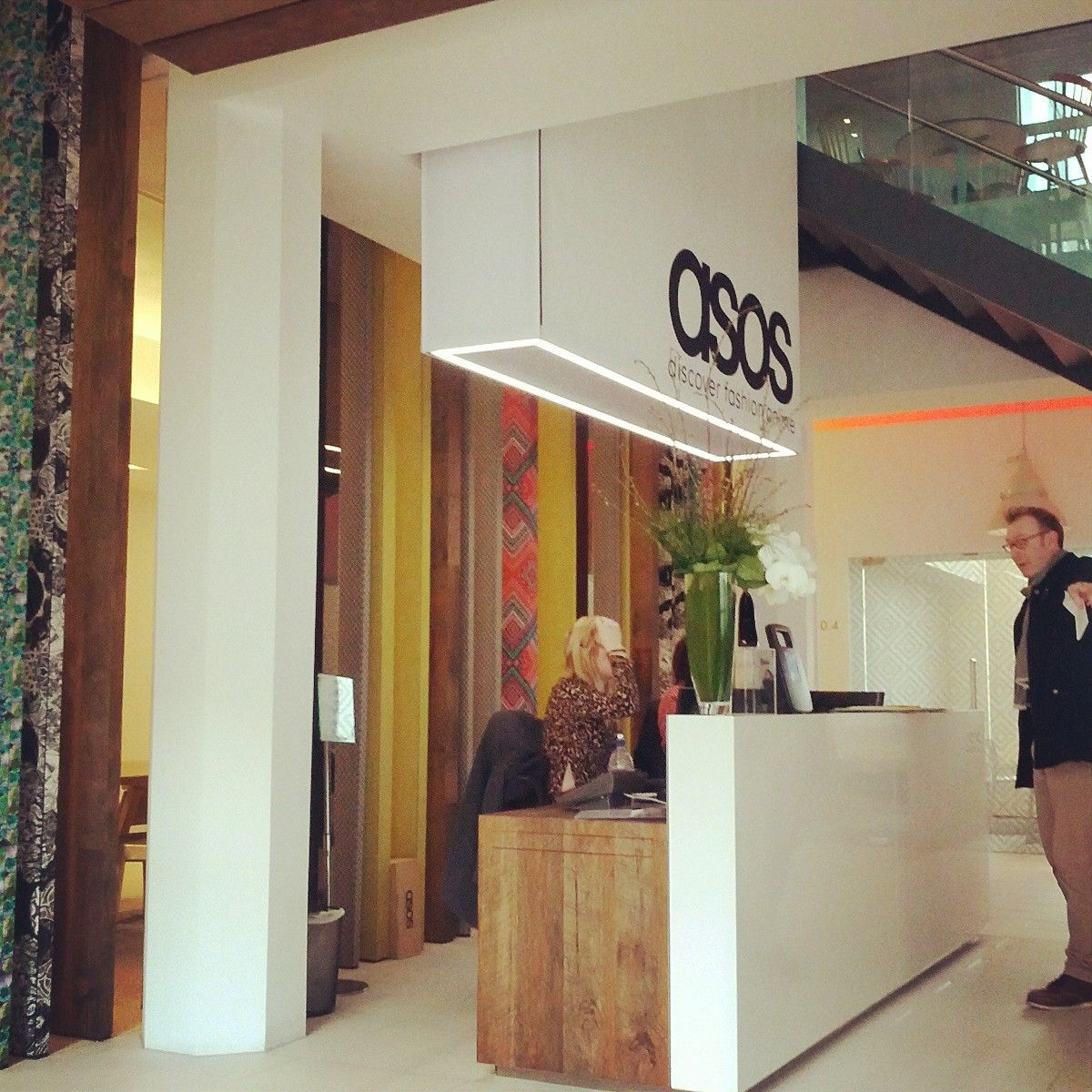 The next myHRcareers workshop will be hosted at ASOS headquartes in Mornington Crescent! Thank you ASOS for inviting us into your beautiful offices!