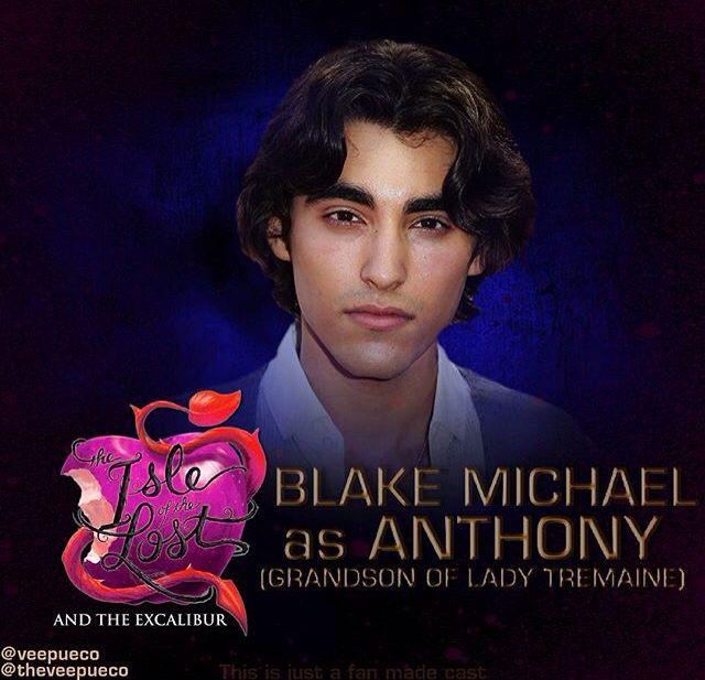 Blake mitchell movies
