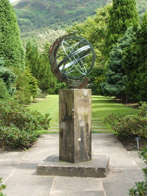 wooden sundial plans google search armillary pinterest