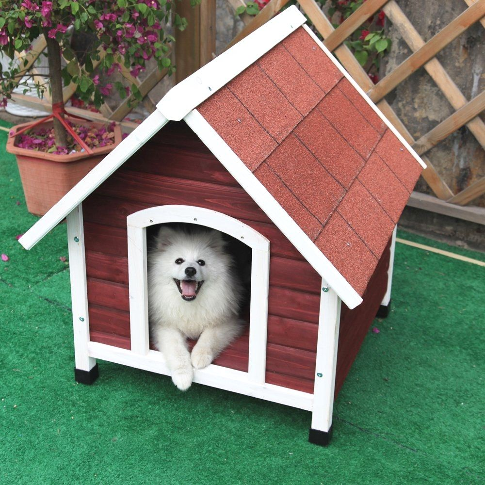 Red Roof Dog House Great deal>>>>>>>>>> http//bit.ly