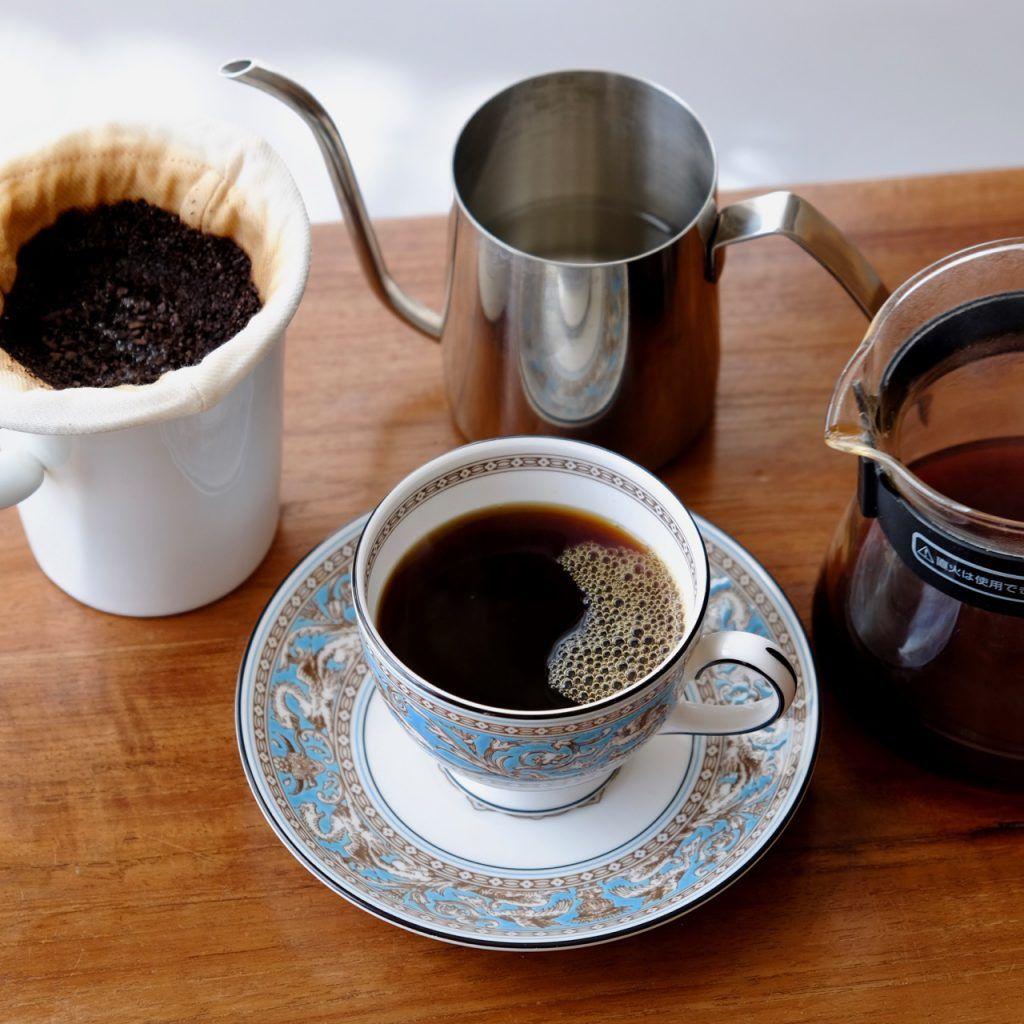 コーヒー通販 おすすめ 珈琲きゃろっと くるべさ2019年1月はコスタリカとエチオピア コーヒー エチオピア 珈琲
